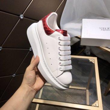 Hot Alexander McQueen Shoes for Unisex McQueen Sneakers #9874850
