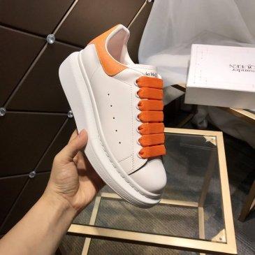 Hot Alexander McQueen Shoes for Unisex McQueen Sneakers #9874851