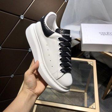 Hot Alexander McQueen Shoes for Unisex McQueen Sneakers #9874853