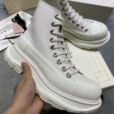 Alexander McQueen Shoes for Women's McQueen Sneakers #9874688