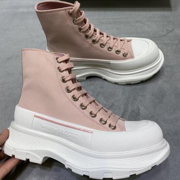 Alexander McQueen Shoes for Women's McQueen Sneakers #9874691