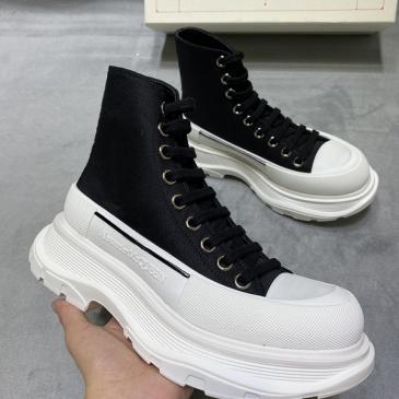 Alexander McQueen Shoes for Women's McQueen Sneakers #9874692