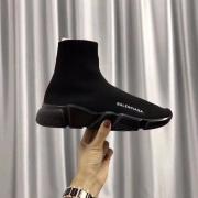 Balenciaga Unisex Shoes Balenciaga black boots #9126226