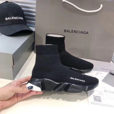 Balenciaga shoes for Balenciaga Unisex Shoes #9873587