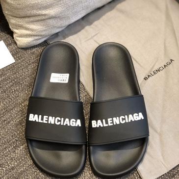 Balenciaga slippers for Men and Women #9874606