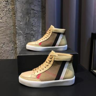 Burberry Shoes for MEN #9126889