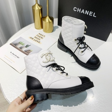 Chanel shoes for Women Chanel Boots #99117294
