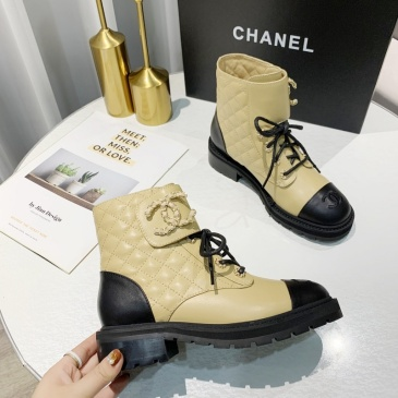Chanel shoes for Women Chanel Boots #99117295