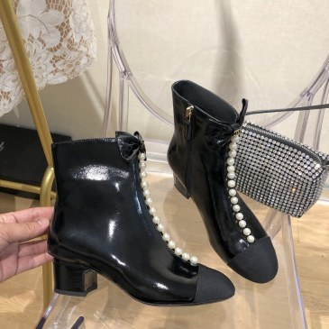 Chanel shoes for Women Chanel Boots #99905771