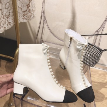 Chanel shoes for Women Chanel Boots #99905773