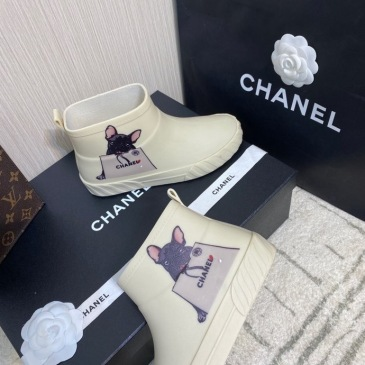 Chanel shoes for Women Chanel Boots #99905889