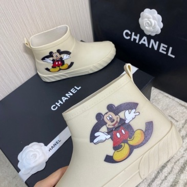 Chanel shoes for Women Chanel Boots #99905890