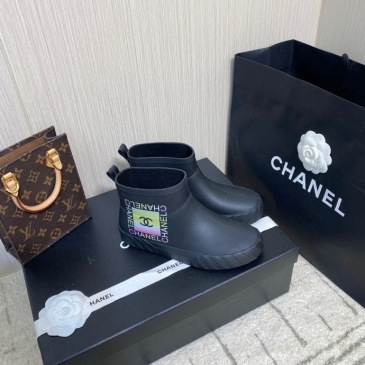 Chanel shoes for Women Chanel Boots #99905893