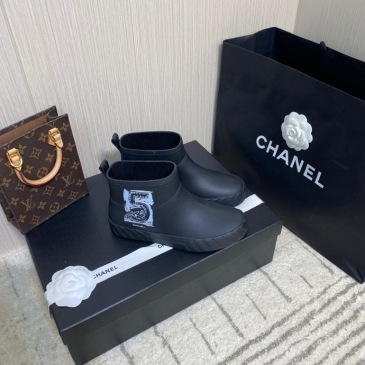 Chanel shoes for Women Chanel Boots #99905894