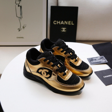 Chanel shoes for Women's Chanel Sneakers #9125985