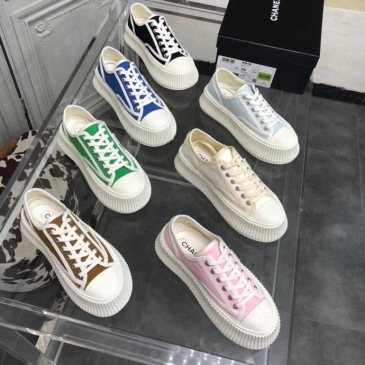 Chanel shoes for Women's Chanel Sneakers #99905886