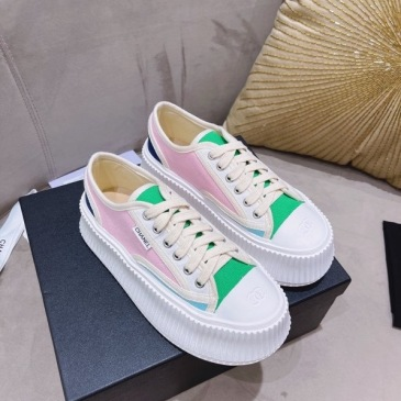 Chanel shoes for Women's Chanel Sneakers #99905887