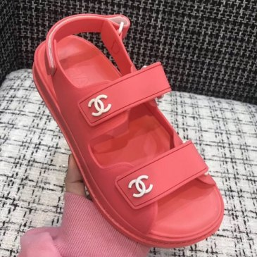 Chanel shoes for Women's Chanel slippers #9873609