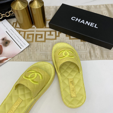 Chanel shoes for Women's Chanel slippers #99902427
