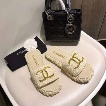 Chanel shoes for Women's Chanel slippers #99905776