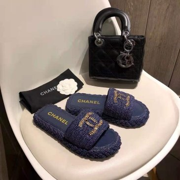 Chanel shoes for Women's Chanel slippers #99905778