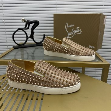 CL Redbottom Shoes for men and women CL Sneakers #99905982