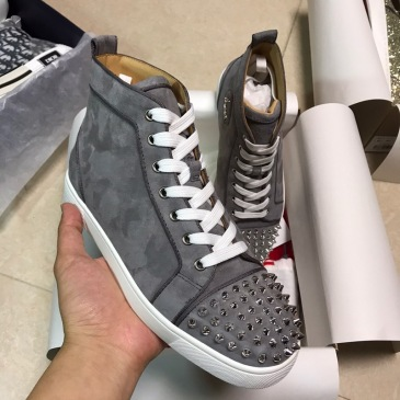 Christian Louboutin Shoes for men and women CL Sneakers #99116421