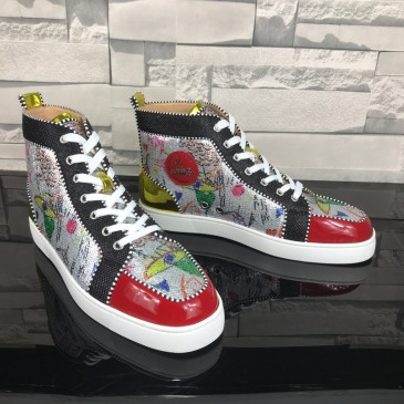 Christian Louboutin Shoes for men and women CL Sneakers #99116424