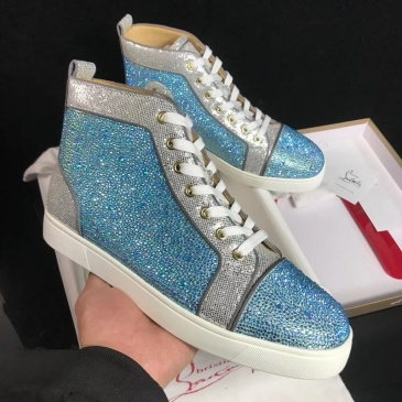 Christian Louboutin Shoes for men and women CL Sneakers #99116431