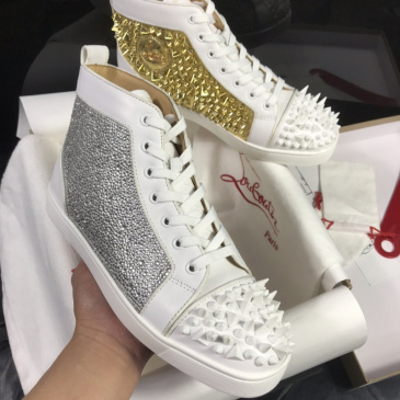 Christian Louboutin Shoes for men and women CL Sneakers #99116433