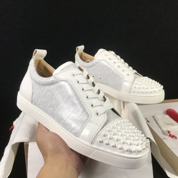 Christian Louboutin Shoes for men and women CL Sneakers #99116437