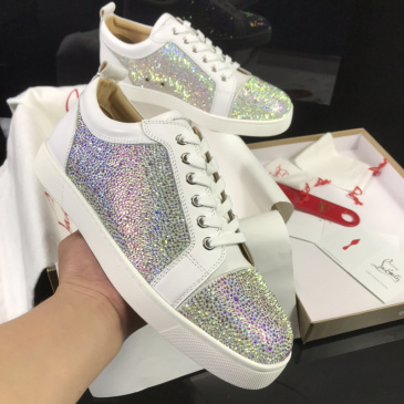 Christian Louboutin Shoes for men and women CL Sneakers #99116438