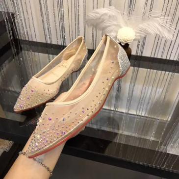 Christian Louboutin Shoes for Women's CL Flats #99906016