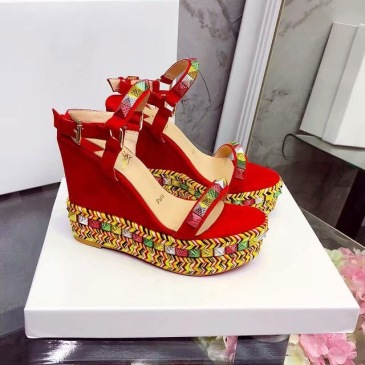 Christian Louboutin Shoes for Women's CL Sandals #99907018
