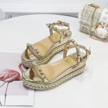 Christian Louboutin Shoes for Women's CL Sandals #99907021