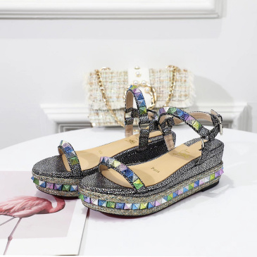 Christian Louboutin Shoes for Women's CL Sandals #99907022