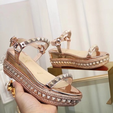 Christian Louboutin Shoes for Women's CL Sandals #99907023