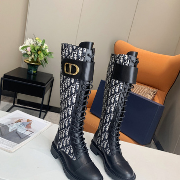 Dior women's leather boots #99874638