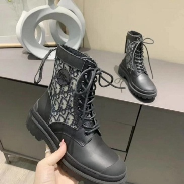 Dior Unisex Boots Shoes #99117306