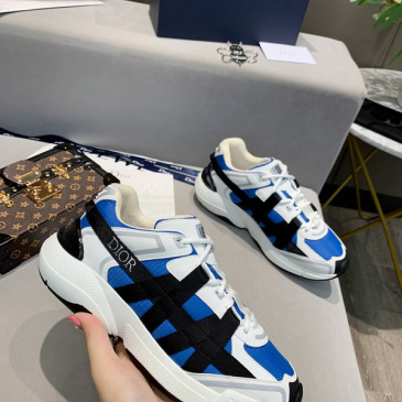 Discount Dior Unisex Shoes Sneakers #99116339