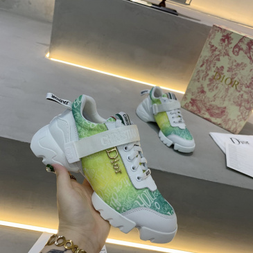 Dior Oblique latest trainers Women casual shoes New Sneakers #9875228