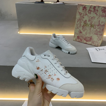 Dior Oblique latest trainers Women casual shoes New Sneakers #9875229