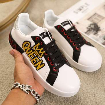 Discount Dolce & Gabbana Shoes for Men's D&G Sneakers #9875583