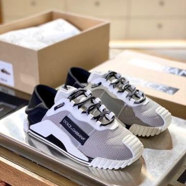 Dolce & Gabbana Daymaster  Sneakers Men Women  D&G Sport Shoes #9873996