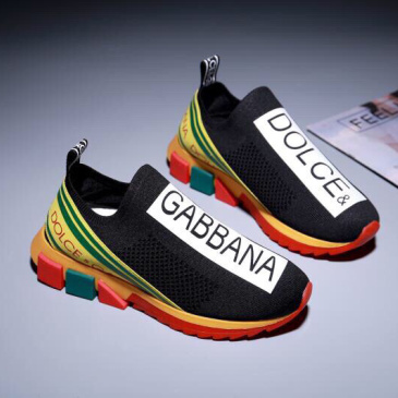 Dolce & Gabbana Shoes for Men's D&G Sneakers #9125805