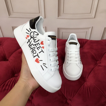 Dolce & Gabbana Shoes for Women's D&G Sneakers #9873601