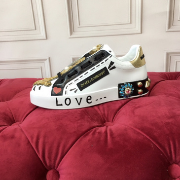 Dolce & Gabbana Shoes for Women's D&G Sneakers #9873605