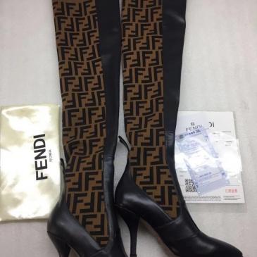Fendi shoes for Fendi Boot for women #9128476