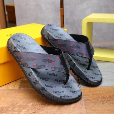 Fendi shoes for Fendi Slippers for men #9873670