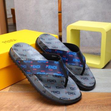 Fendi shoes for Fendi Slippers for men #9873673